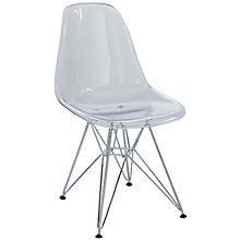 Molded Plastic Side Chair, 8806312