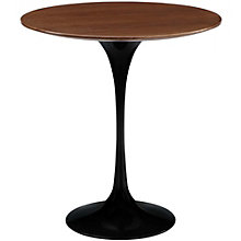 "20"" Wood Side Table, 8806413"