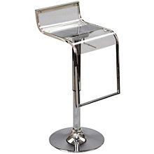Acrylic Bar Stool, 8806448
