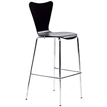 Wood Bar Stool, 8806450