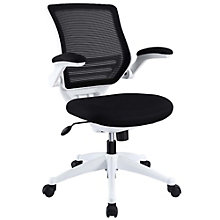 White Base Office Chair, 8806480