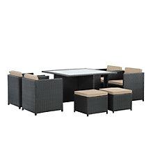 9 Piece Outdoor Patio Dining S, 8806534