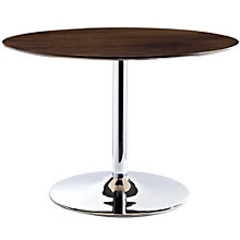 Wood Top Round Table, 8806550