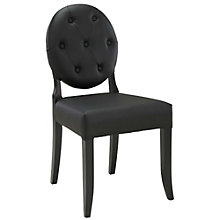 Button Side Chair, 8806565