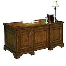 "Century Double Pedestal Executive Desk - 66""W, 8814008"