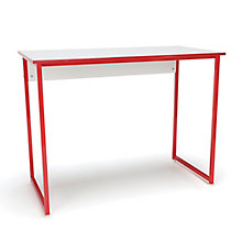 "Essentials Compact Desk with Metal Legs - 40""W, 8826044"