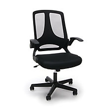Mesh Flip-Arm Task Chair, 8811099