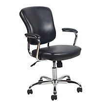 Office Chair w/Padded Arms, 8811108