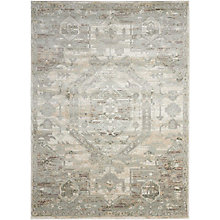 Floral Tribal Rug 2' x 3', 8820268