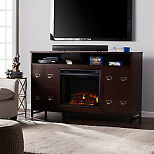 Electric Fireplace Media Stand, 8821380