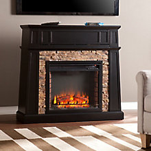 Electric Media Fireplace , 8820663
