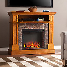 Convertible Electric Fireplace, 8821370