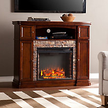 Electric Media Fireplace , 8820805