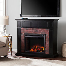 Electric Media Fireplace, 8821095