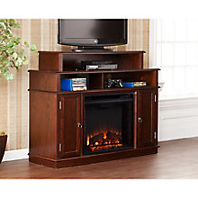 Lynden Media Fireplace , 8821151