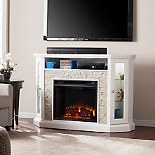 Electric Media Fireplace, 8821343
