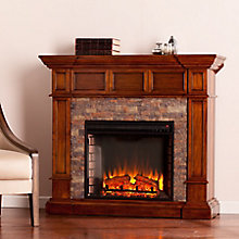 Electric Fireplace, 8821186