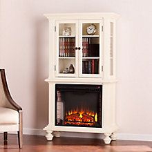 Electric Fireplace Curio , 8821441