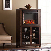 Electric Fireplace Tower , 8820472