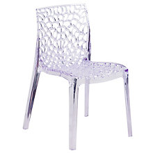 Transparent Stacking Chair, 8812052