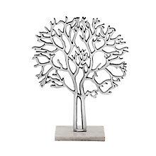 Tree Silhouette Scuplture, 8808608