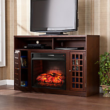 Electric Fireplace Media Stand, 8821251