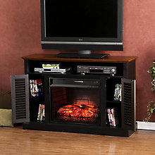 Infrared Electric Fireplace, 8820493