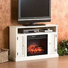 Infrared Electric Fireplace , 8820494