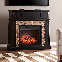 Infrared Media Fireplace , 8820664