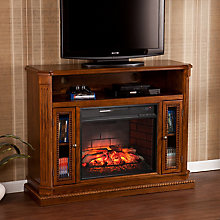 Electric Fireplace Media Stand, 8820512