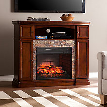 Infrared Media Fireplace , 8820806