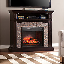 Infrared Electric Fireplace, 8820778