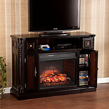 Infrared Media Fireplace , 8821172