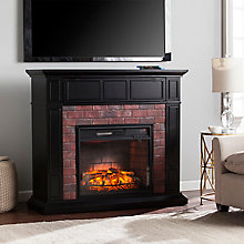 Infrared Media Fireplace , 8821096