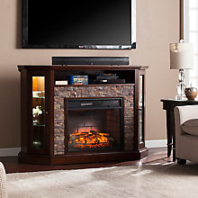Infrared Electric Fireplace, 8821344