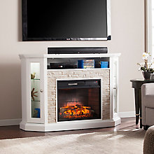 Infrared Electric Fireplace, 8821345