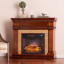 Infrared Fireplace , 8820747