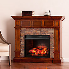Infrared Fireplace , 8821187