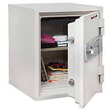 Two Hour Fireproof 1.48 Cubic Ft Safe, 8802050