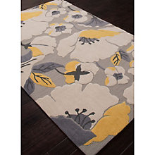 Flora Shoot Area Rug - 7.5'W x 9.5'D, 8805237