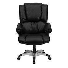 Dunn Pillow-Top Executive Chair in Bonded Leather, 8803171