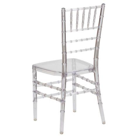 Chiavari Clear Polycarbonate Chair 8803184
