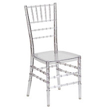 Chiavari Clear Polycarbonate Chair, 8803184