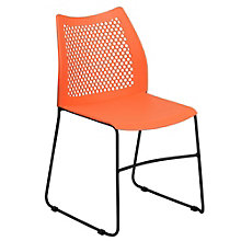 Tainter Armless Sled Base Stack Chair, 8803180