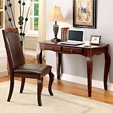 """Marie Desk and Chair Set - 48""""W, 8804617"""
