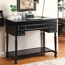 "Denver Secretary Writing Desk - 42""W, 8804618"