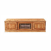 "Traditional  60"" TV Console, FOD-4114-T"