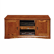 "Mission Style TV Console - 53""W, FOD-4131-M"