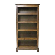 "Shaker Five Shelf Bookcase - 60""H, FOD-6123-S"