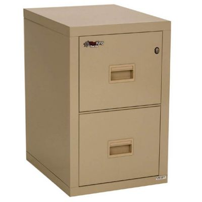 Fireproof Two Drawer Vertical File   22